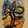 Kees Salentijn - Hommage aan van Gogh IV