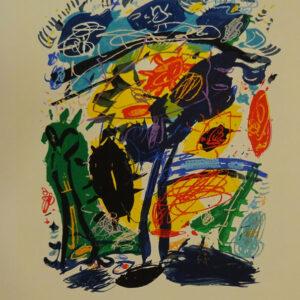 Kees Salentijn - Hommage aan van Gogh