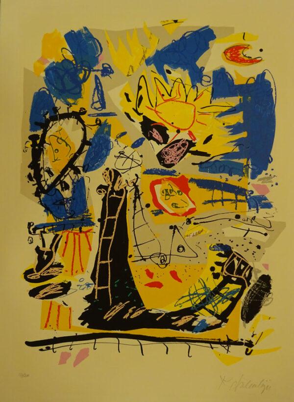 Kees Salentijn - Hommage aan van Gogh III